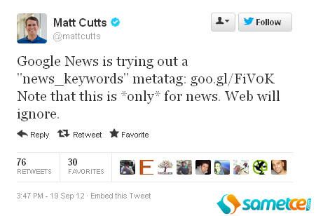 Google News kullanımı