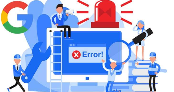 Search Console Hataları ve Çözümleri