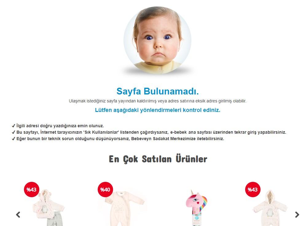 ebebek-404