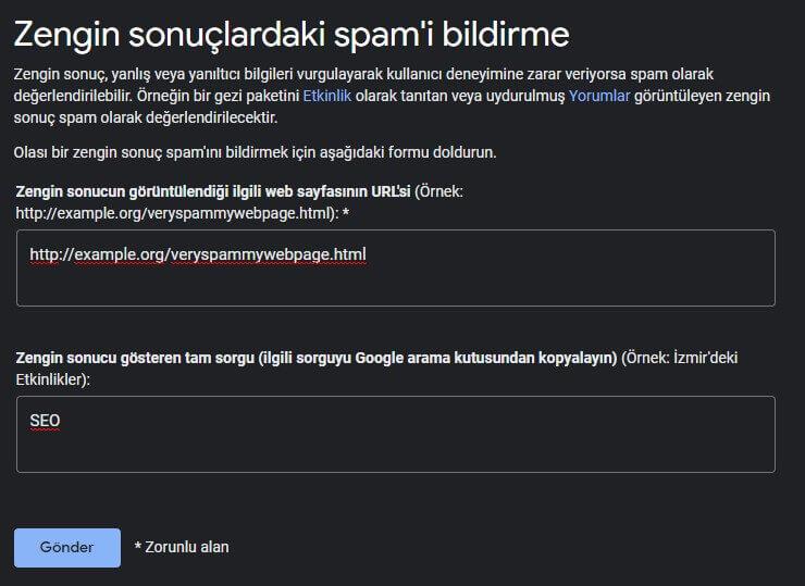 yapisal-veri-spam