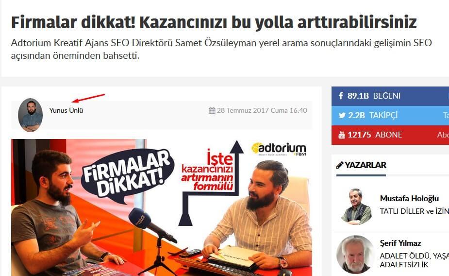 haber-yazari