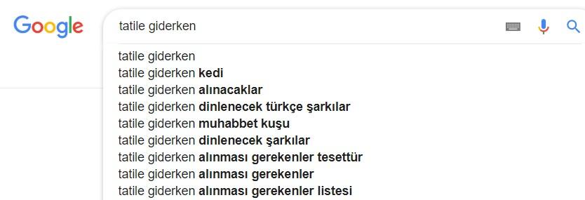 googledan-anahtar-kelime